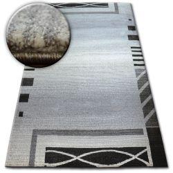 Shadow szőnyeg 8597 ezüst