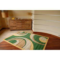 Rubikon szőnyeg 8017 zöld