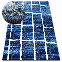 Shadow szőnyeg 9359 kék / fehér