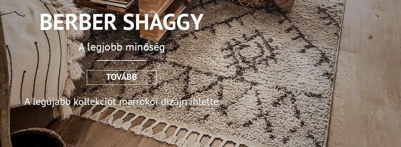 BERBER SHAGGY