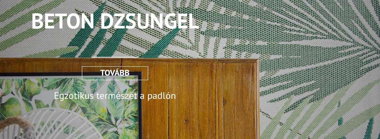 Jungle szőnyegek